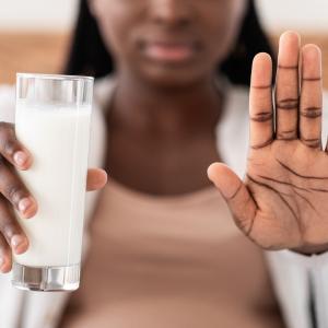 חלב על הזמן